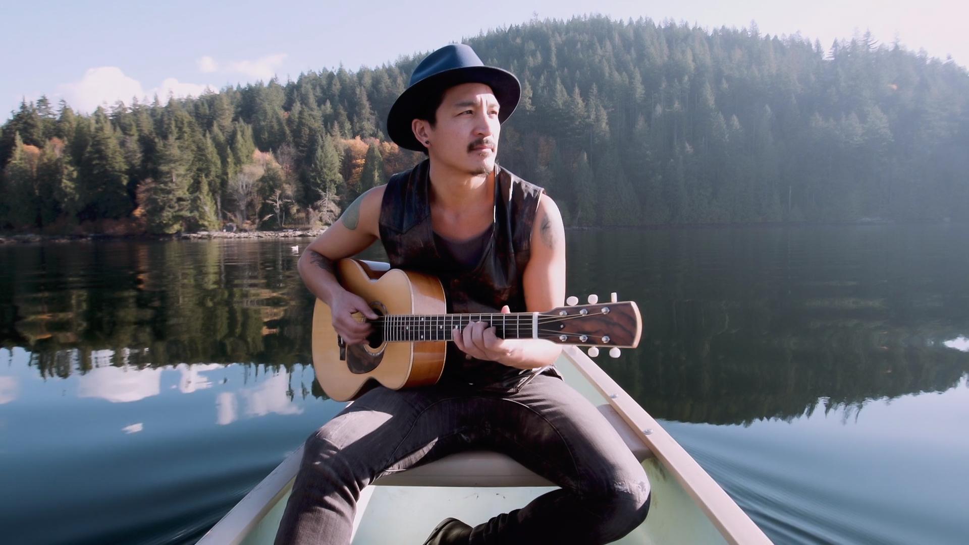 "Canoe Sessions: Buckman Coe – ""So It Goes"""